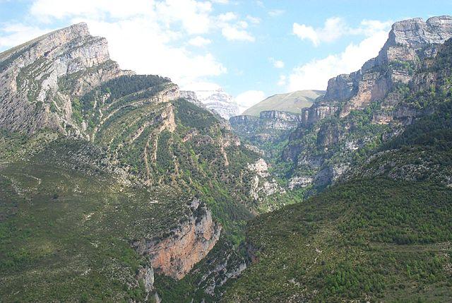 Actividades en el valle de Pineta