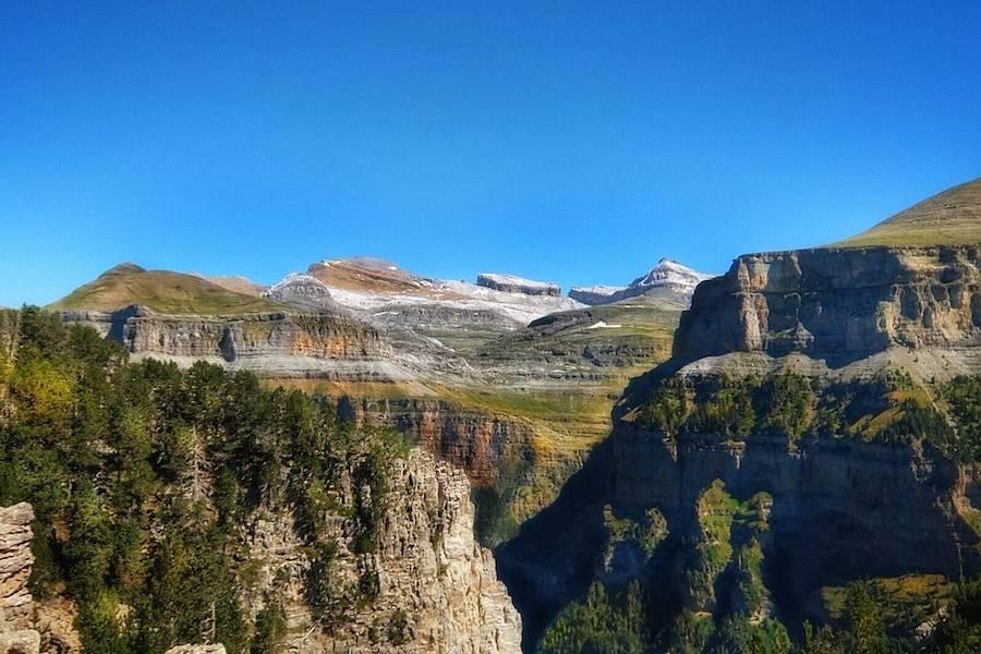 Pirineos rutas y alojamientos en Casa Biescas