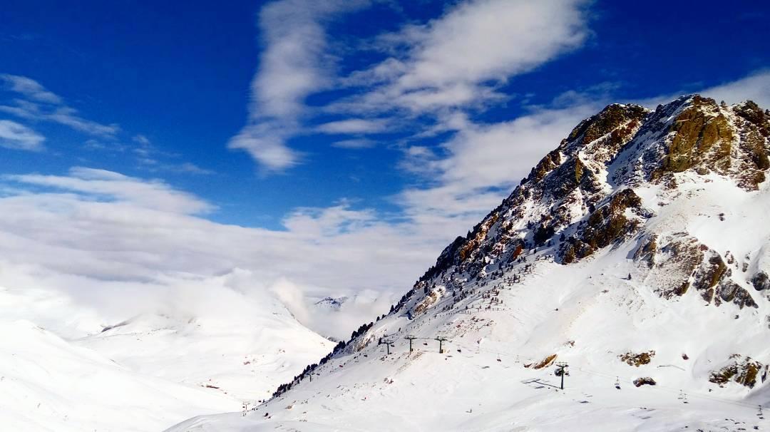 Cómo reconocer los distintos tipos de nieve