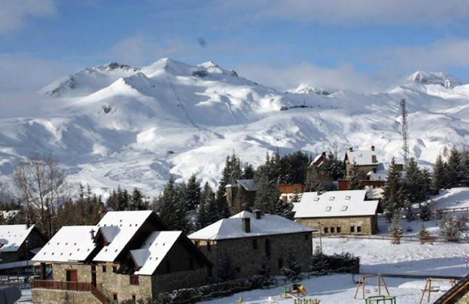 Visita estación ski Formigal