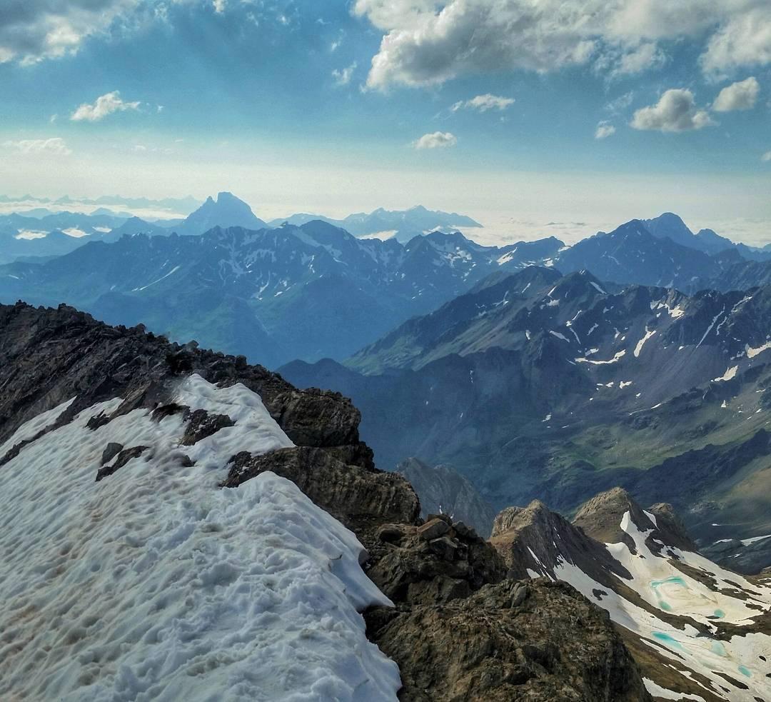 Qué hacer para mayor seguridad en las actividades de montaña en invierno