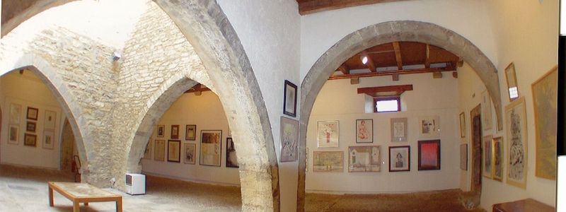 Museo de La Torraza, en Biescas