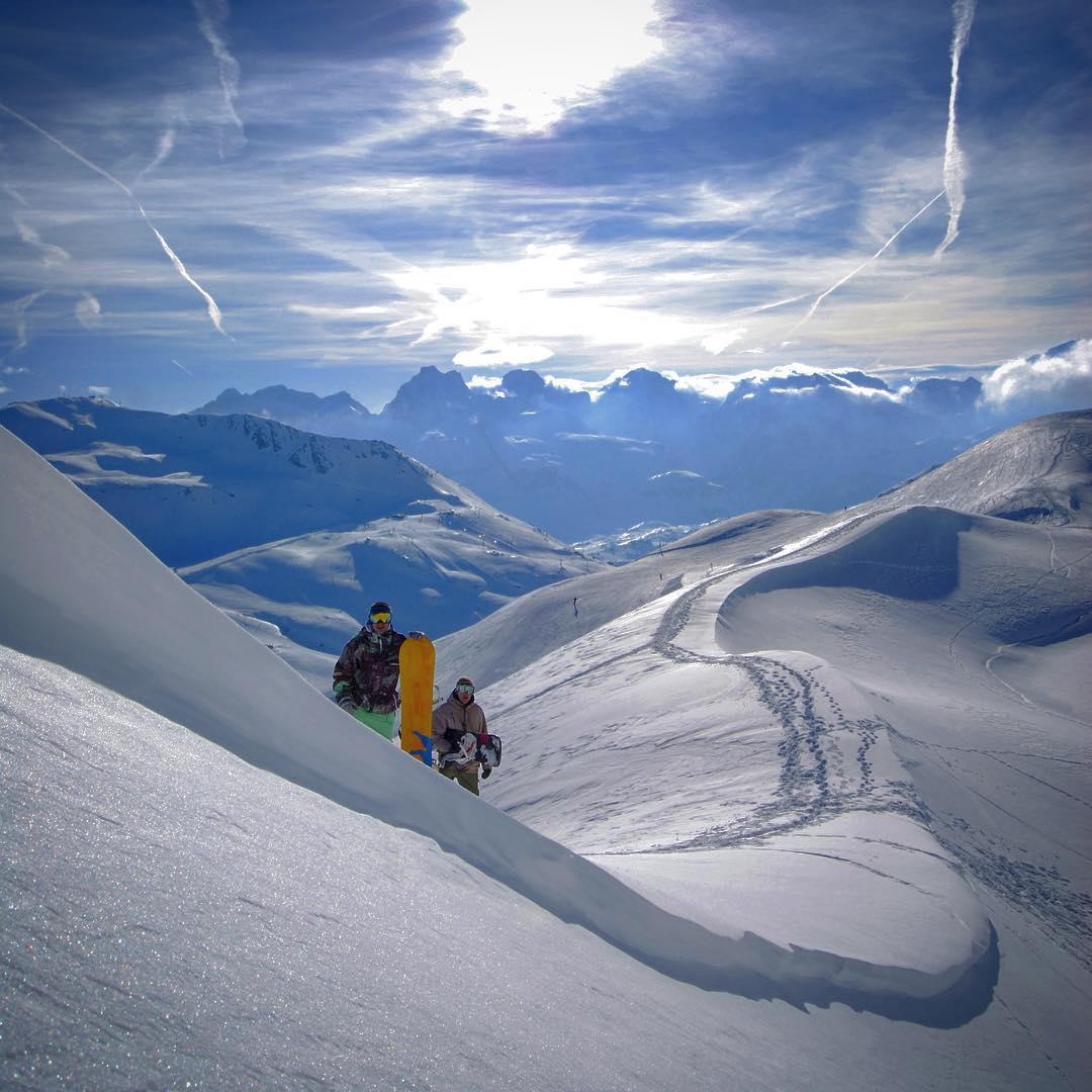 Esquí en la estación de Formigal-Panticosa