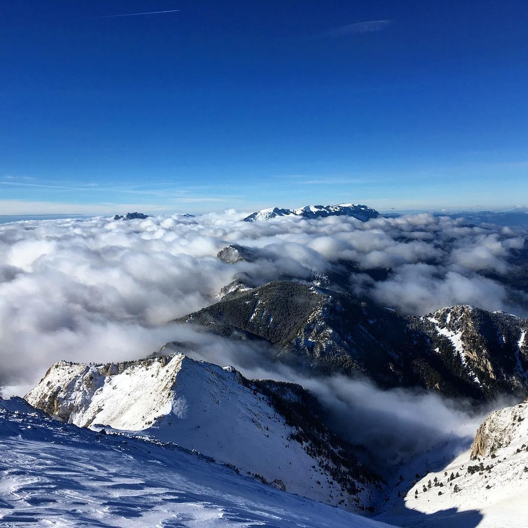 La libertad de esquiar en el Pirineo Aragonés