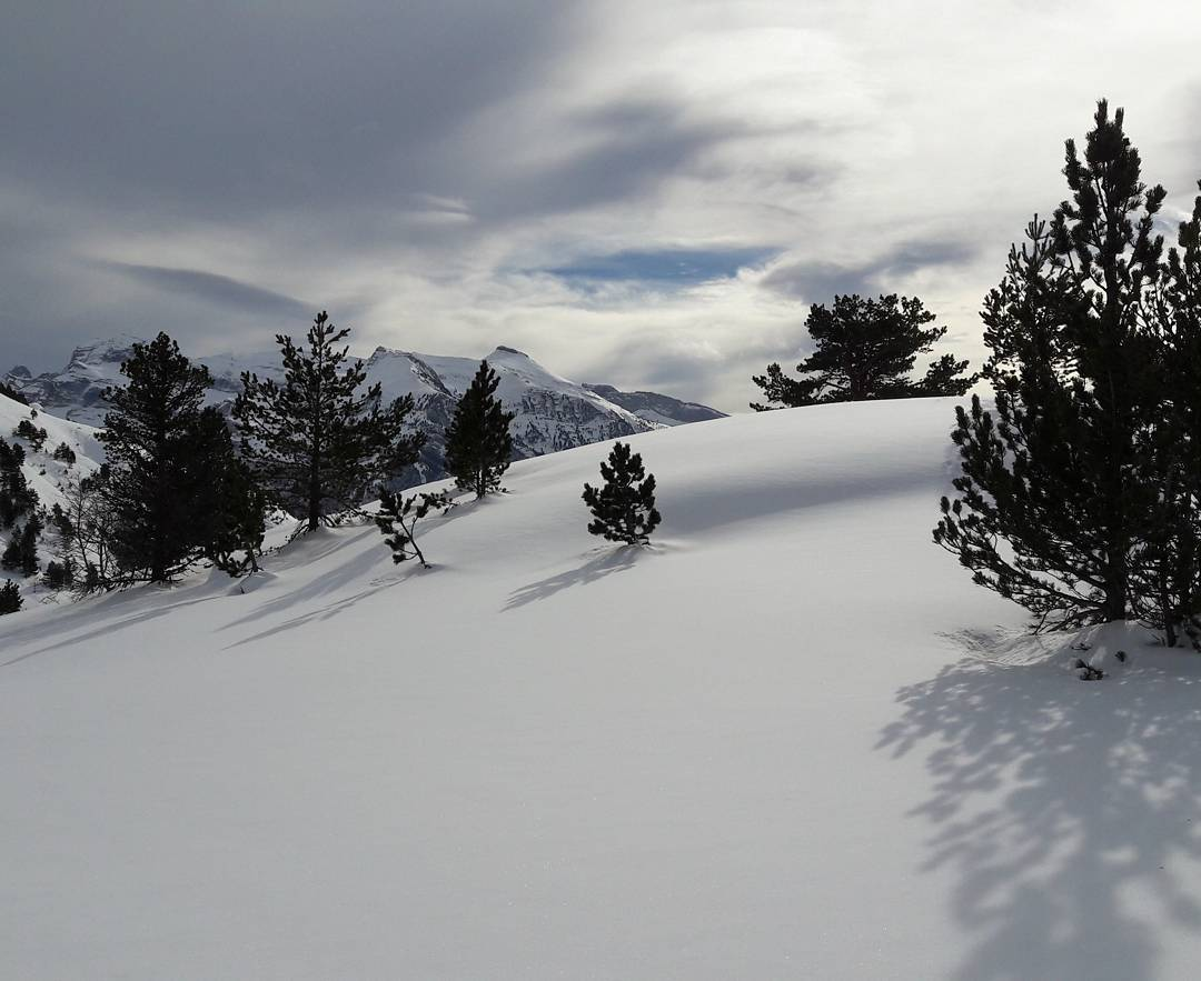 La estación de esquí de Candanchú