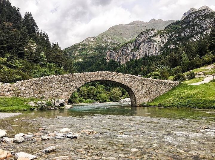Lugares recónditos de los pirineos de Huesca, Valle de Bujaruelo