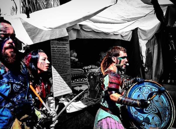 El Festival Folklórico de los Pirineos de Jaca
