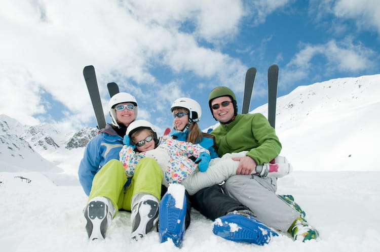 Niveles de esquiadores