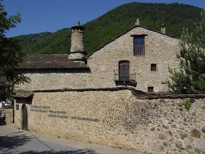 Museo del Serrablo en Sabiñanigo