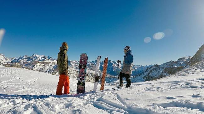Escapada de esquí a los Pirineos Aragoneses