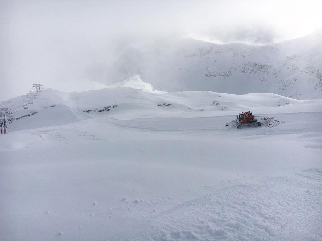 Candanchú, destino para vivir la nieve